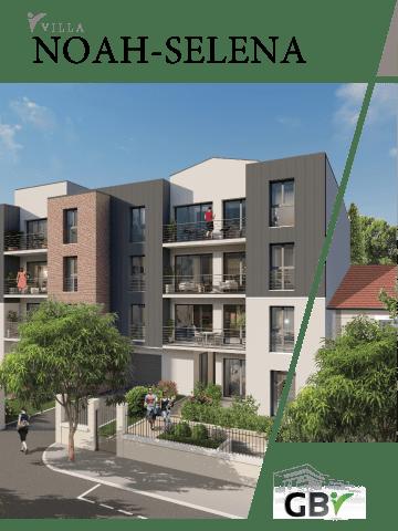 Villa Noah-Selena – Gournay-sur-Marne 93460
